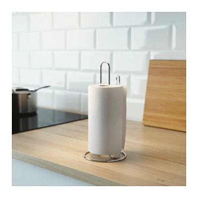 ТОРКАД Кухонный рулонодержатель, серебристый