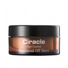 Салфетки для удаления черных точек Ciracle Pore Control Blackhead Off Sheet 30 шт.