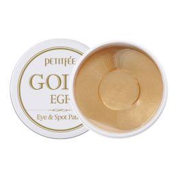 Гидрогелевые патчи для глаз Petitfee Gold & EGF Eye & Spot Patch