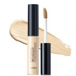The Saem Cover Perfection Tip Concealer 01. Clear Beige 6,5g Консилер для маскировки недостатков кожи