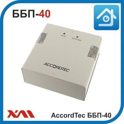 ББП-40. Бесперебойный блок питания Accord Tec.