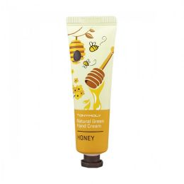 Tony Moly Natural Green Hand Cream - Honey Крем для рук 30 мл