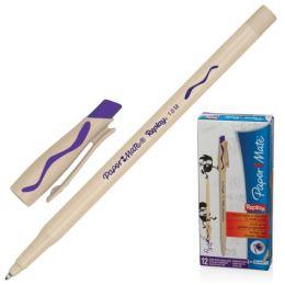 ручка пиши- стирай Paper Mate фиолет.