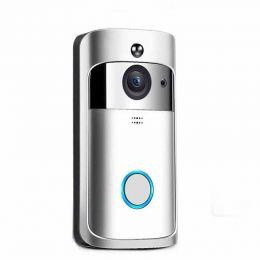 XM-VD-01. Вызывная панель. 720p, Wi-Fi, ИК-20м. Дат. дв., DC 8-24V. Приложение ToSee.