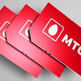 сим карта МТС Мой Smart 100р.