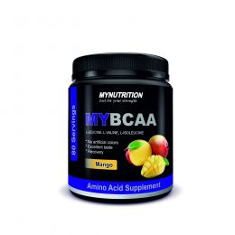 MYNUTRITION, BCAA, банка 400гр. Манго