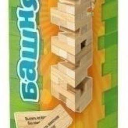 Башня с заданиями для детей