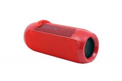 Портативная акустика BT, USB, SD, AUX, A117, red