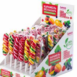 Карамель леденцовая Спираль без сахара