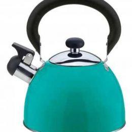 чайник 2.5л(Катунь)бирюзовый КТ-106F