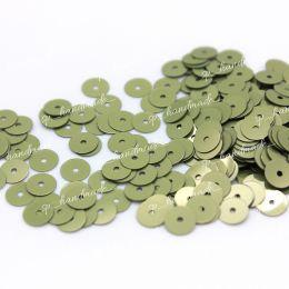 Пайетки плоские 7039 Metal 5 мм 3 гр (Италия)