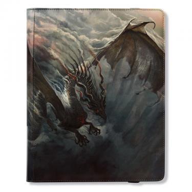 Портфолио Dragon Shield - Fuligo
