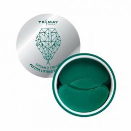 Trimay Emerald Syn-Ake Peptide Lifting Eye Patch 60eaЛифтинг патчи для век с пептидом змеиного яда