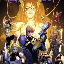 MarvelNow: Стражи Галактики. Том 2 Ангела