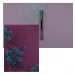 Папка-скоросшиватель 0,60мм 20мм Night illusion ЕК33631