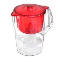 Фильтр-кувшин для воды Барьер-Лайт красный