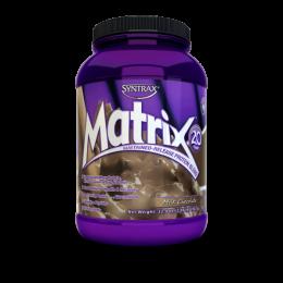 SYNTRAX Matrix 2.0 protein, банка 907г. Milk chocolate