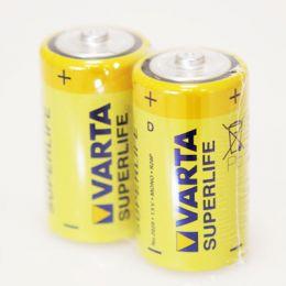Батарейки Varta R20 (2ШТ)