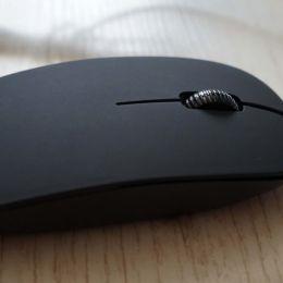 Мышь оптическая Apple(copy) Чёрная