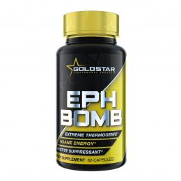 GOLDSTAR, Eph bomb, банка 60капс