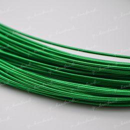 Канитель жесткая Green 1 мм 5 гр (Индия)