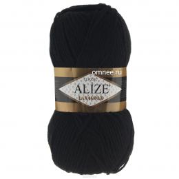 Alize Lanagold 60, 49% шерсть, 51 % акрил, 100 гр. 240 м.