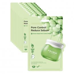FRUDIA Маска для лица с зеленым виноградом (20мл) / FRUDIA Green Grape Pore Control Mask