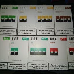 Картридж Juul Labs JUUL 59 мг, 0,7 мл