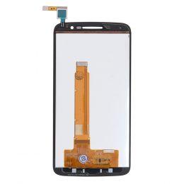 Дисплей Alcatel OT-7044X/OT-7044Y (Pop 2 Premium) в сборе с тачскрином Черный