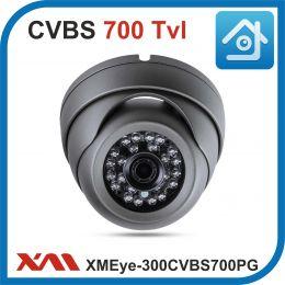 Камера видеонаблюдения XMEye-300CVBS700PG-2,8.