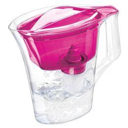 Фильтр-кувшин для воды ECO пурпурный с узором