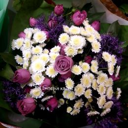 Букетик квітів.
