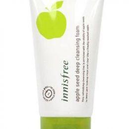 Innisfree Пенка для очищения лица с экстрактом яблока Apple Seed Deep Cleansing Foam
