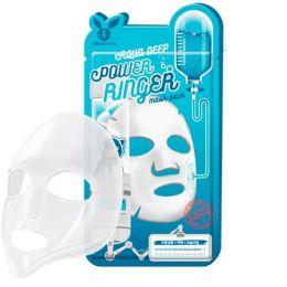 [Elizavecca] Тканевая маска д/лица Увлажняющая AQUA DEEP POWER Ringer mask pack