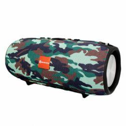 Портативная акустика BT, USB, MicroUSB, SD, AUX, 3000 mAh, Xtreme, camouflage, ALFA-TECH