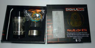 Бак Pharadh, 25mm, 4,6ml