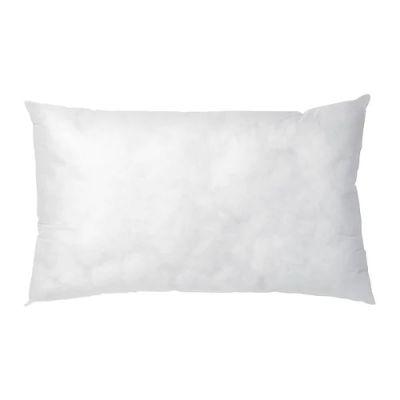 ИННЕР Подушка, белый 40 х 65 см