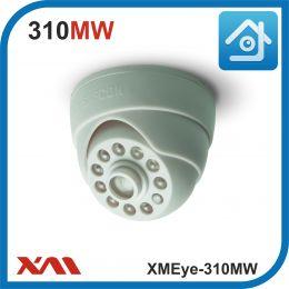 XMEye-310MW (Белый). Муляж купольной камеры видеонаблюдения.