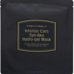 TONY MOLY INTENSE CARE SYN-AKE Гидрогелиевая маска для лица (с пептидами змеи). 25г