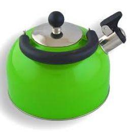 чайник 2.5л(Катунь) зеленый КТ-105Z