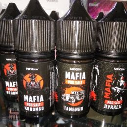 Жидкость MAFIA POD SALT 30мл