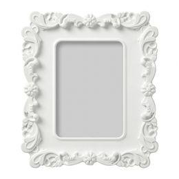 КВИЛЛ Рама, белый, квадрат