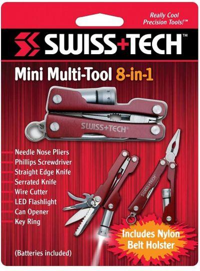 Мультитул Swiss+Tech mini