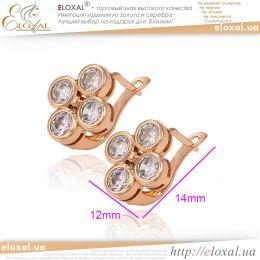 Сережки E/R/12062