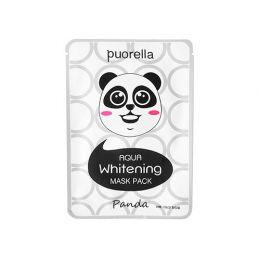 Baroness Animal Mask Panda 23g Осветляющая тканевая маска с киви и алоэ