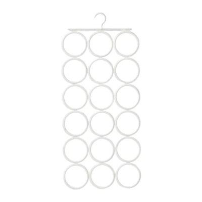 КОМПЛИМЕНТ Многофункциональная вешалка, белый