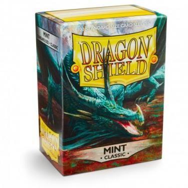 Протекторы Dragon Shield Mint