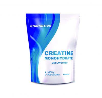 MYNUTRITION, creatine monohydrate, дойпак 1кг.