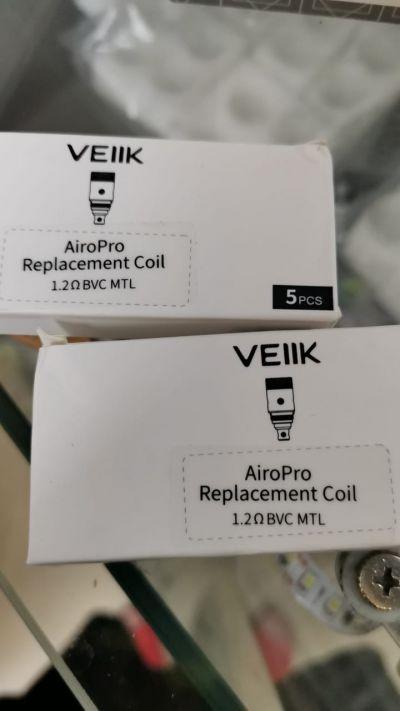 VEIIK Airo Pro Replacement испаритель