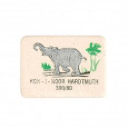 Ластик K-I-N каучук ELEPHANT 300/80 26*18*8мм 0300080018/19KDRU 1161774